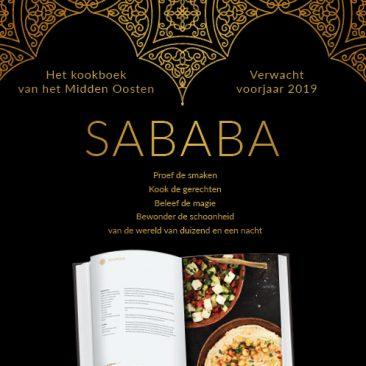 SABABA kookboek